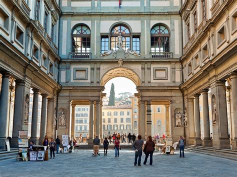uffici florence the uffizi gallery florence italy museum review