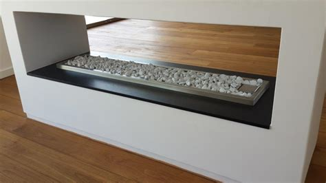 vent free gas fireplaces vent free gas fireplace with pebbles