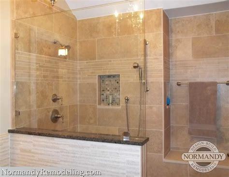 Walk In Shower Designs No Door Walk In Shower No Door Artenzo