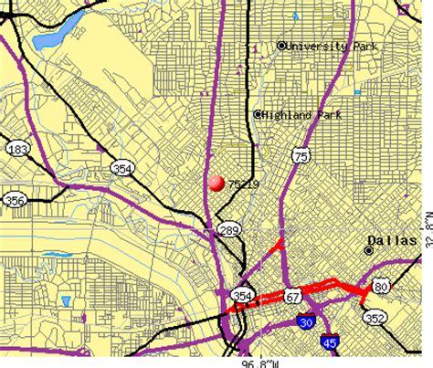75219 zip code (dallas, texas) profile homes, apartments