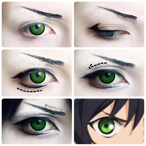tutorial makeup cosplay male male cosplay makeup mugeek vidalondon