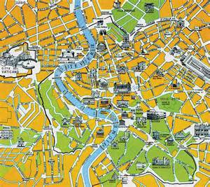 where is rome on a map rome italy tourist destinations