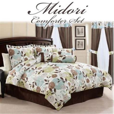 hallmart fleur de lis king 9 piece comforter set new ebay