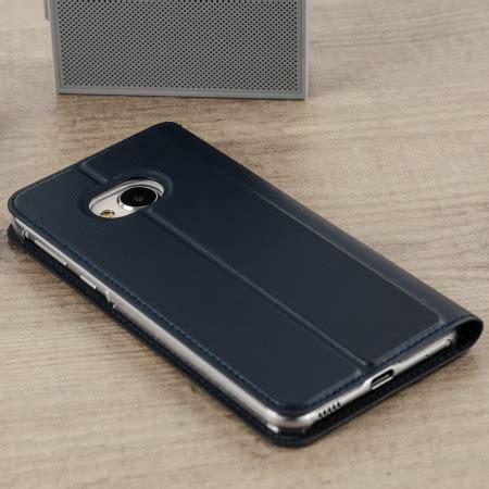 Htc U Play Style Leather Wallet Flip Flip Cover official htc u play genuine leather flip blue mobilezap australia
