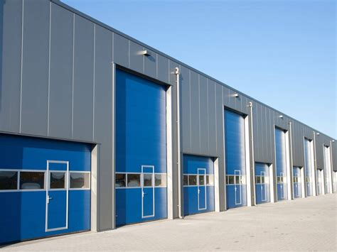 Sectional Overhead Doors Industrial Sectional Overhead Doors Manufacturers India Avians