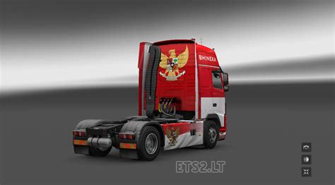 volvo trucks jobs volvo fh16 2009 indonesian paint jobs ets 2 mods