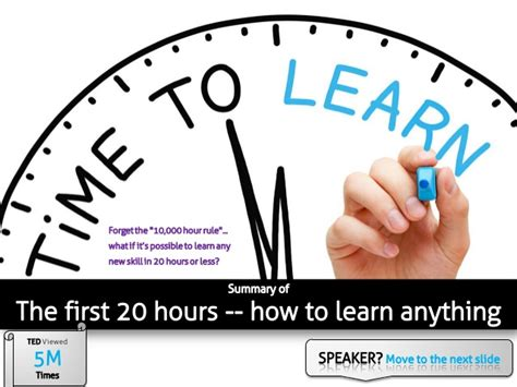the first 20 hours 0670921920 the first 20 hours how to learn anything quickly
