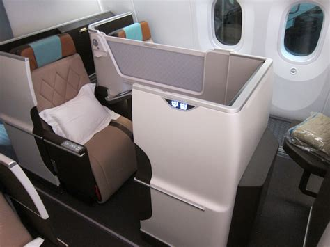 best business class is this the worst strangest new business class seat