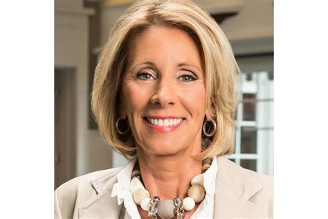 betsy devos job betsy devos confirmed as education secretary rialtonow