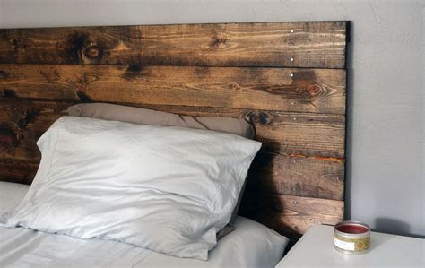 natural wood headboards enchanting natural wood headboard with dreamy reclaimed