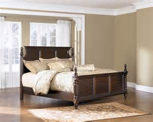 keytown bedroom set ashley furniture key town panel bed b668 king size beds
