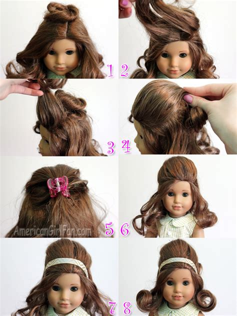 americangirlfan doll hairstyles hairstyles for barbie dolls with long hair hairstyles