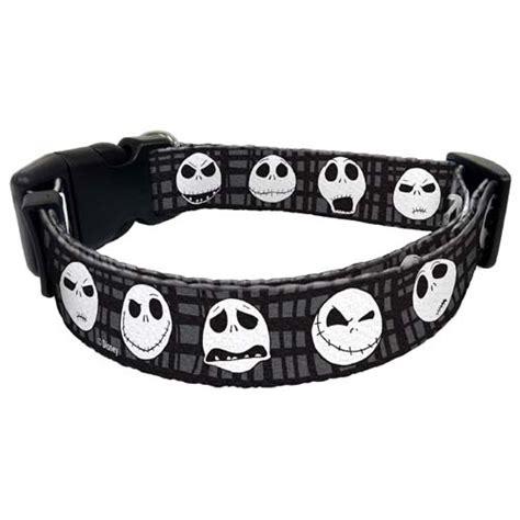 disney collar your wdw store disney pet collar nightmare before skellington skulls