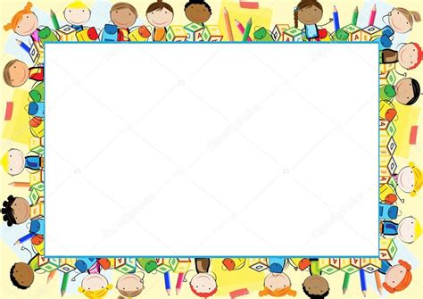 colored picture frames colored frame for children stock vector 169 justaa 118059956