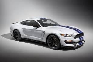 2016 Ford Mustang Gt350 Ford Mustang Shelby Gt350 2016