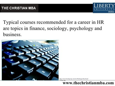 Mba In Finance Or Marketing Or Hr by Christian Mba In Human Resources