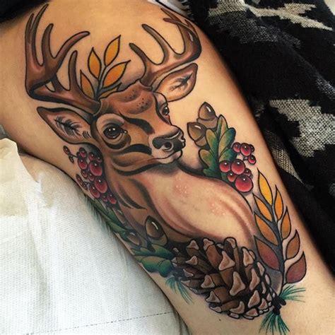 tattoo eyebrows red deer best 20 deer tattoo ideas on pinterest deer drawing