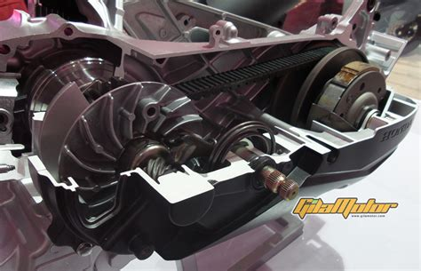 Knalpot Racing R9 Honda Vario Fi 125 150 Alpha Series Black Original vario balap autos weblog