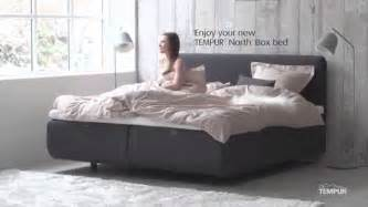 bed in a box vs tempurpedic tempur 174 north box bed installation video youtube