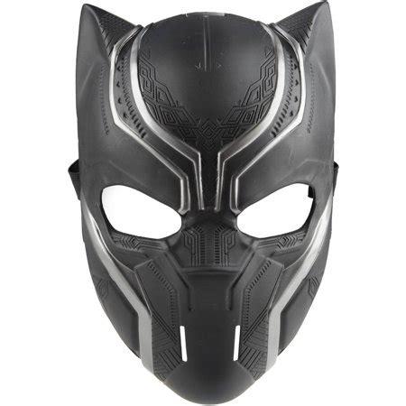 marvel captain america: civil war black panther mask