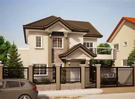 two storey house design 33 beautiful 2 storey house photos