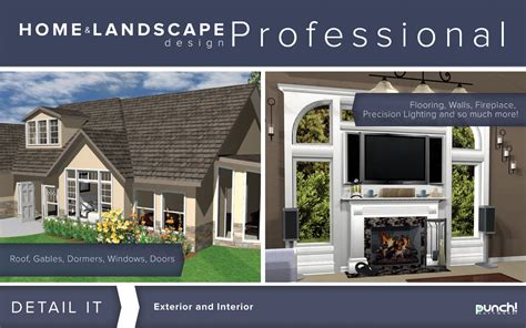 Professional Home Design Software Reviews | punch home landscape design professional v19 home