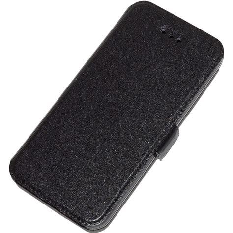Huawei Honor Enjoy 5s Leather Flip Book Cover Kulit Sarung Elegan maxy custodia s pocket book orizzontale silicone flip