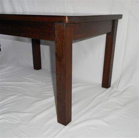Antique Oak Coffee Table Antique Oak Coffee Table Antiques Atlas