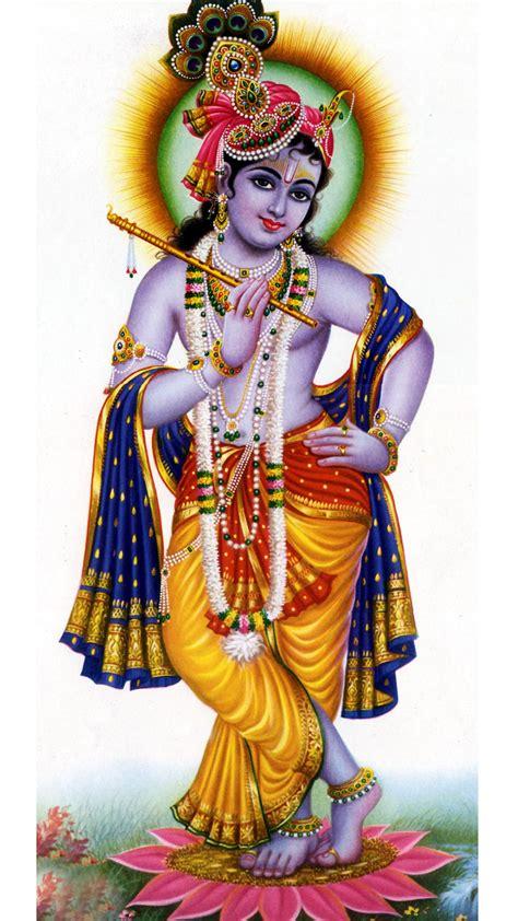 god krishna themes windows 7 download standing shree krishna 1080 x 1920 wallpapers