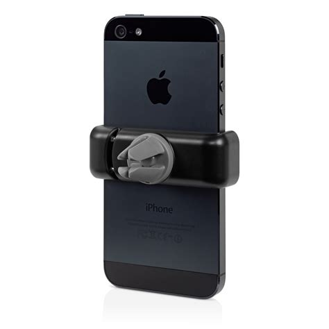porta iphone da auto kenu airframe supporto iphone e android per auto e da