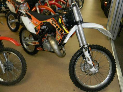 150 motocross bikes for 2012 ktm 150 sx dirt bike for sale on 2040 motos