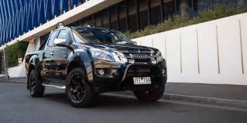 Isuzu Dmax Lsu 2016 Isuzu D Max Ls U Space Cab Review Term Report