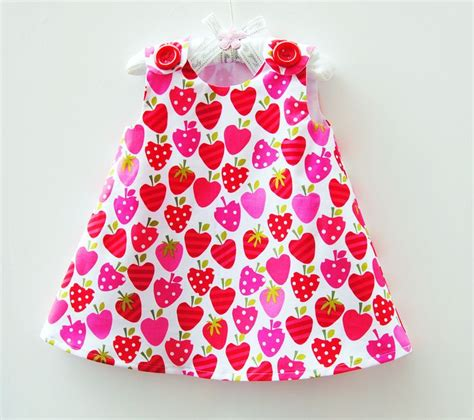 pattern for toddler jumper dress strawberry dress toddler girls play dress girls