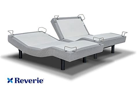 split king adjustable bed reviews video review adjustable bed reverie 5d split king
