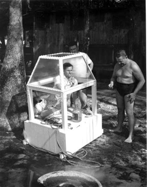 Old Florida: Bathing beauty from the creature feature