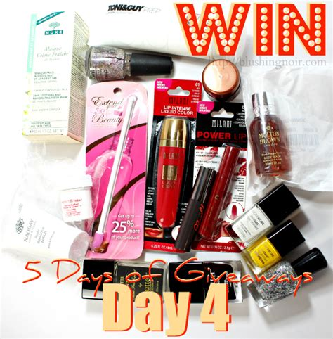 5 Days Of Giveaways - 5 days of giveaways day 4