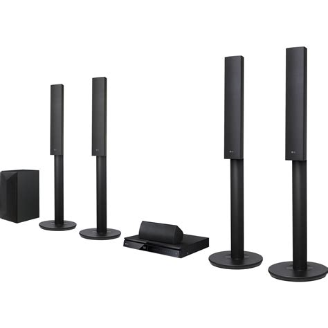 lg lhb655 5 1 channel 3d smart home theater system