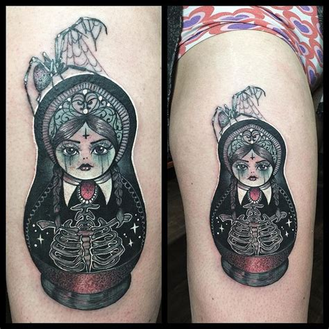 russian doll tattoo 25 best ideas about russian doll on