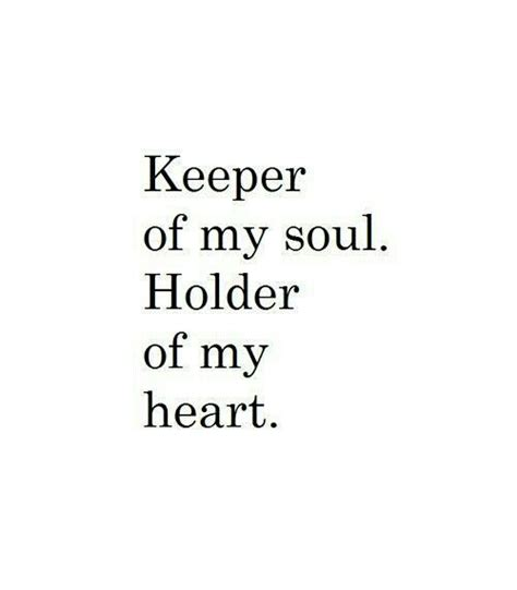 my lover s keeper books my and soul quotes quotesgram