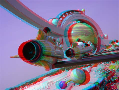 imagenes en 3d impresionantes imagenes 3d anaglificas impresionantes lentes rojo azul