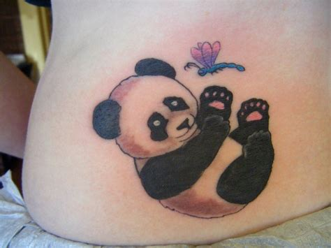 panda tattoo cute cute panda tattoo designs www imgkid com the image kid