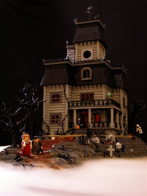 buy lego haunted house super punch lego haunted house