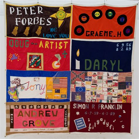 Quilting Aids by Australian Aids Memorial Quilt Project Inside The Collection