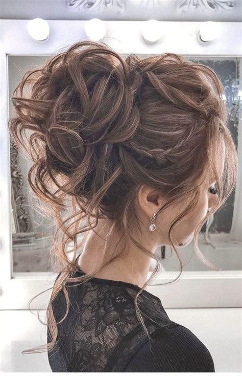 wedding updo hairstyles  women elegant wedding