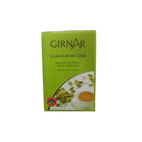Girnar Detox Green Tea Review by Girnar Tea Cardamon