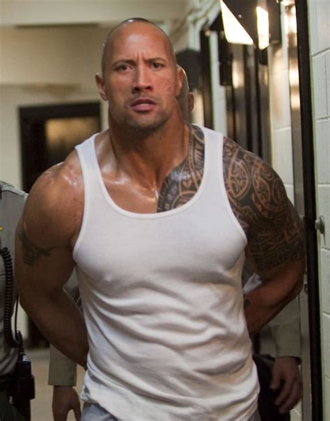 workout tattoos the rock dwayne johnson workout and diet secret world