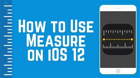 measure app  ios     ruler youtube