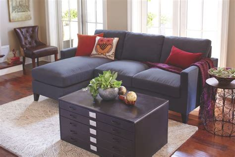 world market abbott sofa charcoal abbott sofa