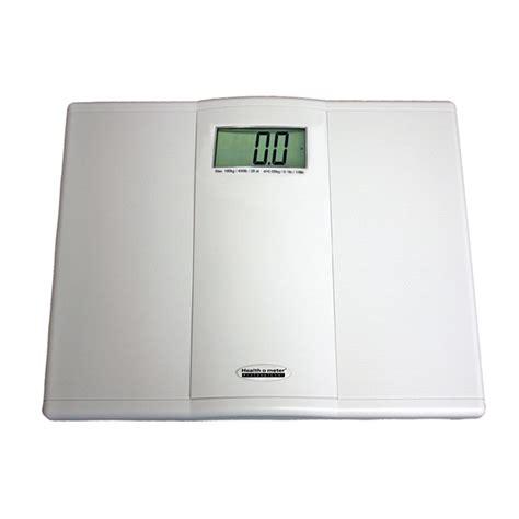 healthometer 822kl digital floor scale