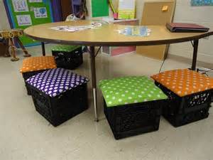 Cheap Classroom Decorations Best 25 Milk Crate Seats Ideas On Pinterest Milk Crate